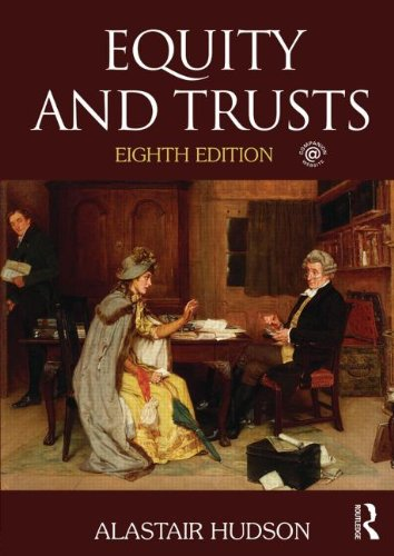 9780415836876: Equity and Trusts: Volume 2