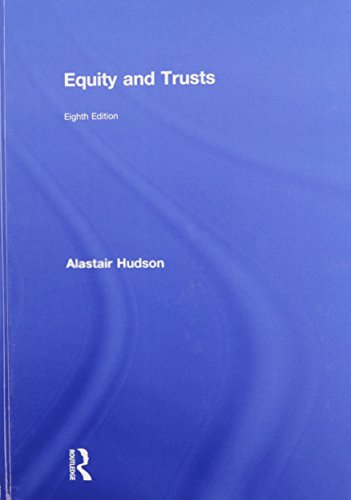 9780415836883: Equity and Trusts