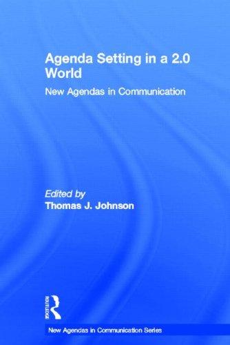 9780415837019: Agenda Setting in a 2.0 World: New Agendas in Communication (New Agendas in Communication Series)
