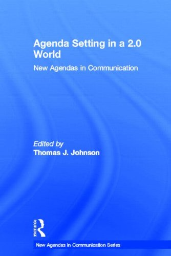9780415837019: Agenda Setting in a 2.0 World: New Agendas in Communication (New Agendas in Communication Series)