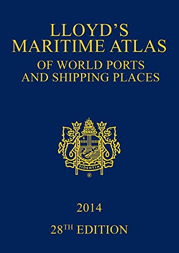 9780415837088: Lloyd's Maritime Atlas of World Ports and Shipping Places 2014