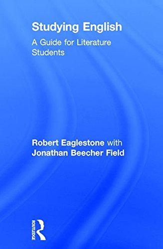 9780415837255: Studying English: A Guide for Literature Students
