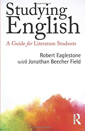 9780415837262: Studying English: A Guide for Literature Students