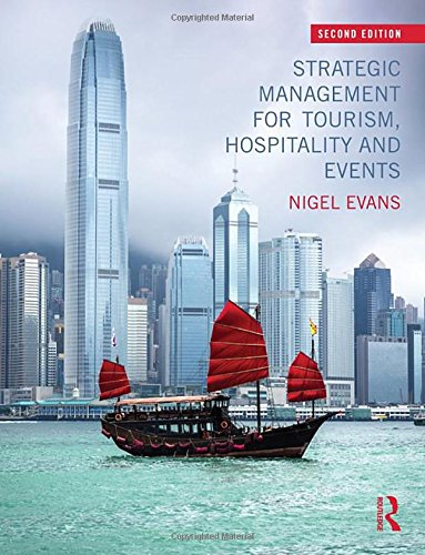 9780415837279: Strategic Management for Tourism, Hospitality and Events