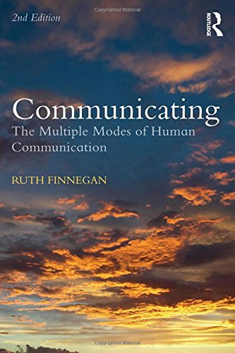 9780415837781: Communicating: The Multiple Modes of Human Communication