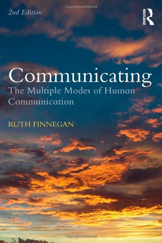 9780415837804: Communicating: The Multiple Modes of Human Communication