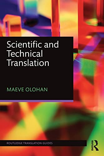 9780415837866: Scientific and Technical Translation (Routledge Translation Guides)