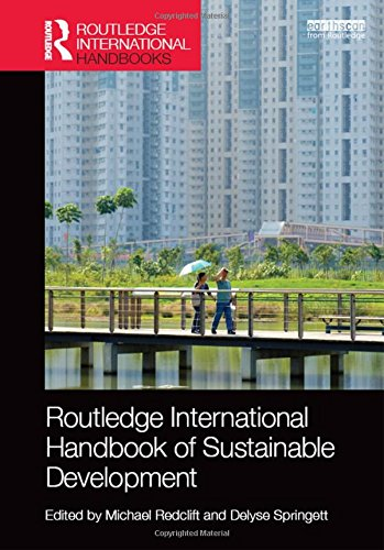 9780415838429: Routledge International Handbook of Sustainable Development