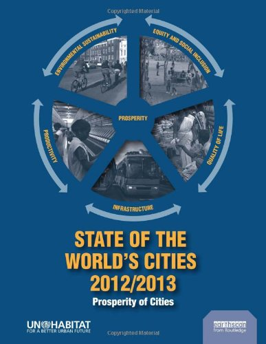9780415838887: State of the World's Cities 2012/2013: Prosperity of Cities