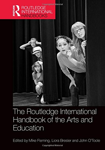9780415839211: The Routledge International Handbook of the Arts and Education (Routledge International Handbooks of Education)