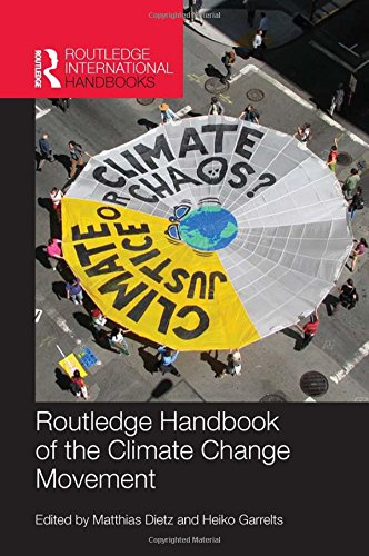 9780415839259: Routledge Handbook of the Climate Change Movement