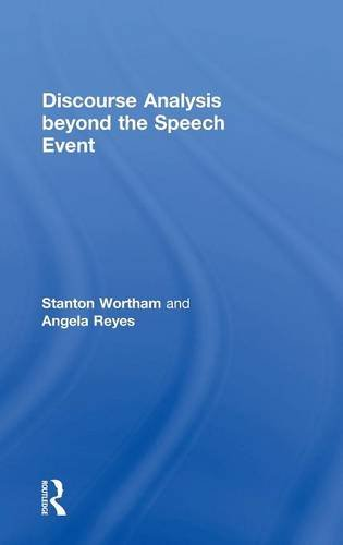 9780415839495: Discourse Analysis beyond the Speech Event