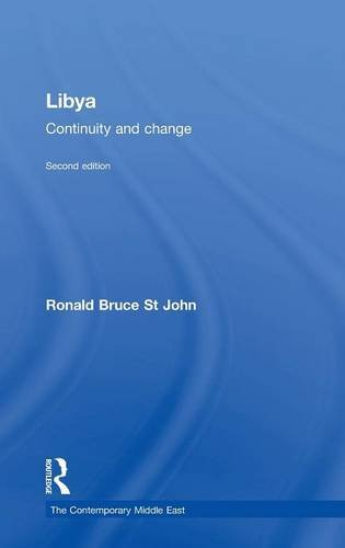 9780415840064: Libya: Continuity and Change (The Contemporary Middle East)