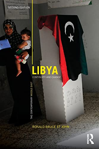 9780415840071: Libya: Continuity and Change (The Contemporary Middle East)