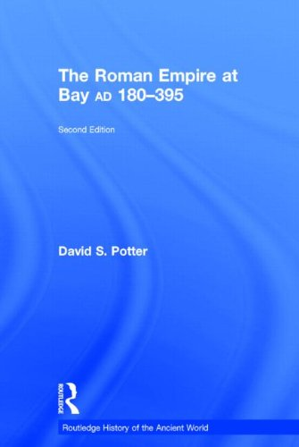 9780415840545: The Roman Empire at Bay, AD 180-395 (The Routledge History of the Ancient World)