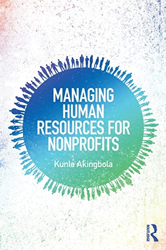 9780415840699: Managing Human Resources for Nonprofits