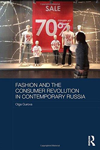 9780415841351: Fashion and the Consumer Revolution in Contemporary Russia