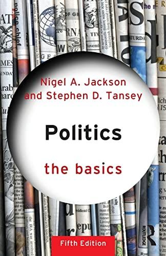 9780415841429: Politics: The Basics