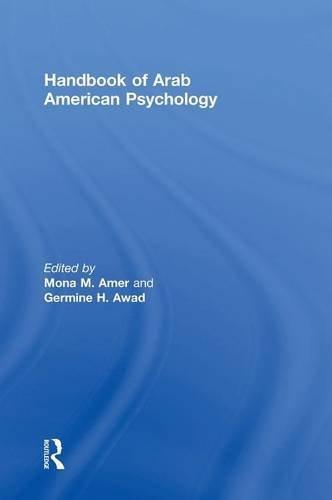 9780415841924: Handbook of Arab American Psychology