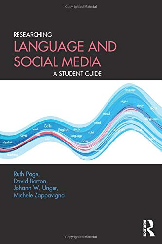 9780415842006: Researching Language and Social Media: A Student Guide