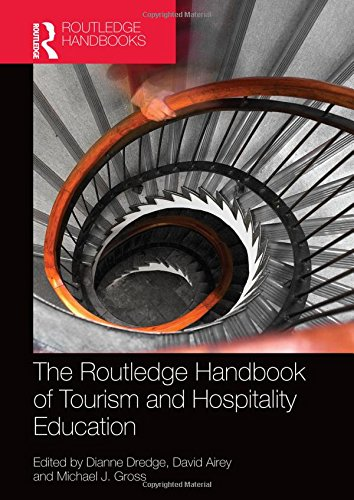9780415842051: The Routledge Handbook of Tourism and Hospitality Education (Routledge Handbooks)