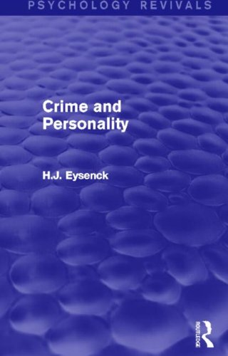 9780415842174: Crime and Personality (Psychology Revivals)