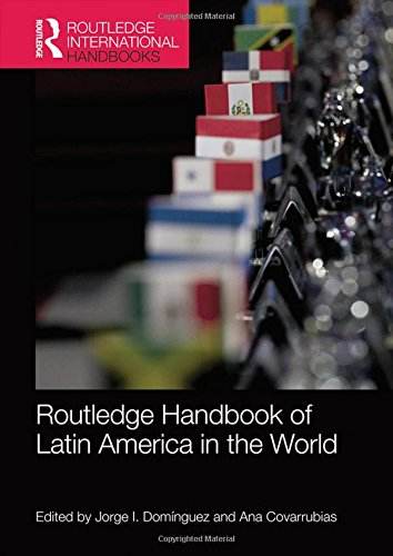 9780415842389: Routledge Handbook of Latin America in the World
