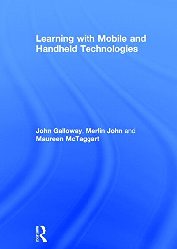 9780415842495: Learning with Mobile and Handheld Technologies