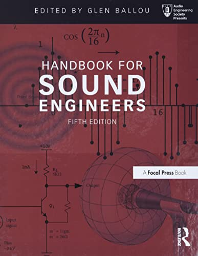 9780415842938: Handbook for Sound Engineers (Audio Engineering Society Presents)
