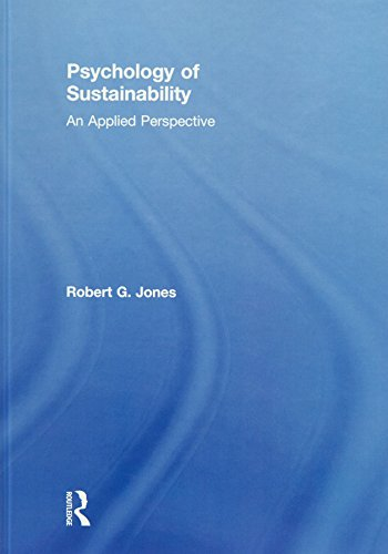 9780415843126: Psychology of Sustainability: An Applied Perspective