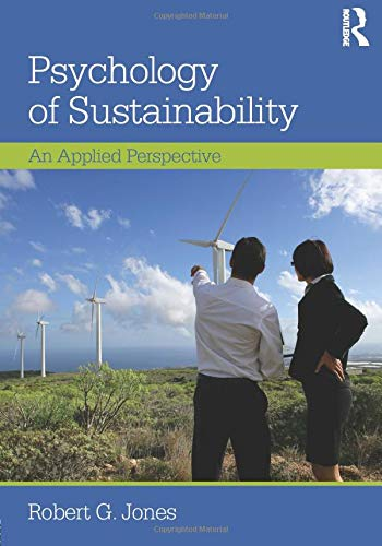 9780415843133: Psychology of Sustainability: An Applied Perspective