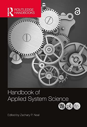 9780415843324: Handbook of Applied System Science (Routledge Handbooks)