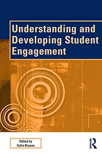 9780415843393: Understanding and Developing Student Engagement (SEDA Series)