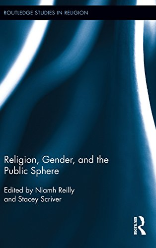 9780415843843: Religion, Gender, and the Public Sphere (Routledge Studies in Religion)