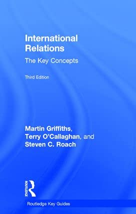 9780415844932: International Relations: The Key Concepts (Routledge Key Guides)