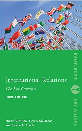 9780415844949: International Relations: The Key Concepts (Routledge Key Guides)