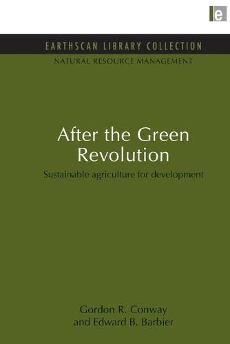 9780415845946: After the Green Revolution: Sustainable Agriculture for Development (Natural Resource Management Set) (Volume 8)