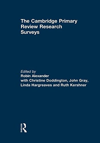 9780415846332: The Cambridge Primary Review Research Surveys