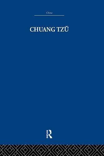 9780415846523: Chuang Tzu