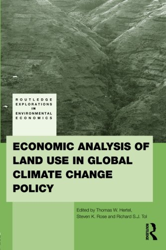 9780415847223: Economic Analysis of Land Use in Global Climate Change Policy (Routledge Explorations in Environmental Economics)