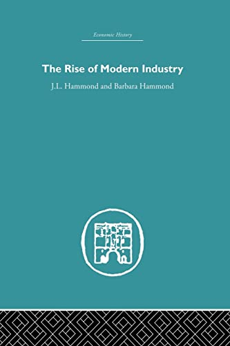 9780415850407: The Rise of Modern Industry