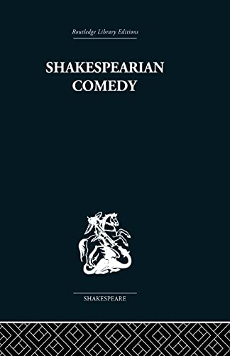 9780415850636: Shakespearian Comedy (Comedies)