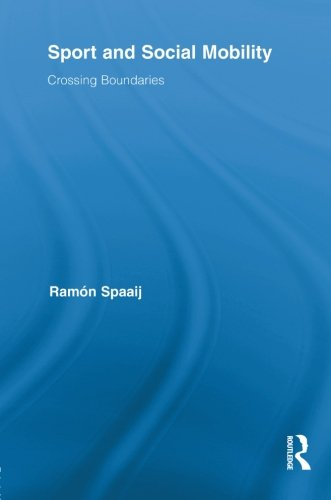 9780415850803: Sport and Social Mobility: Crossing Boundaries (Routledge Research in Sport, Culture and Society)