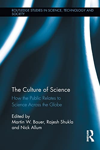 9780415851022: The Culture of Science (Routledge Studies in Science, Technology and Society)