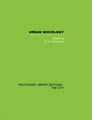 9780415851893: Urban Sociology: Critical Essays