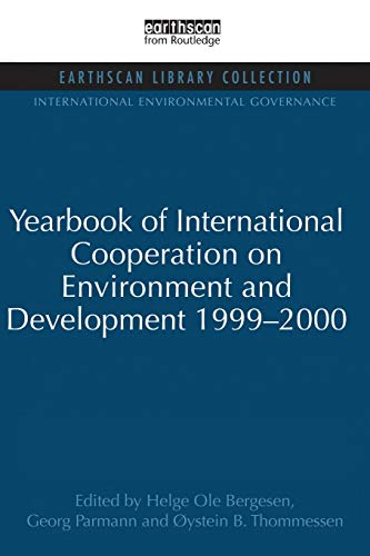 9780415852203: Yearbook of International Cooperation on Environment and Development 1999-2000 (International Environmental Governance Set)