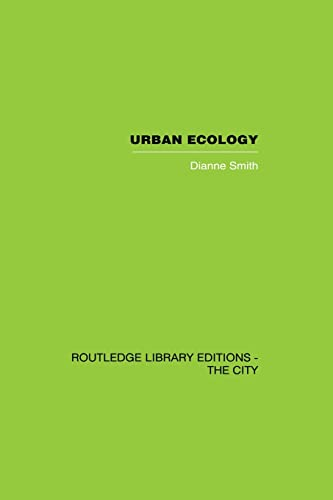 9780415853231: Urban Ecology