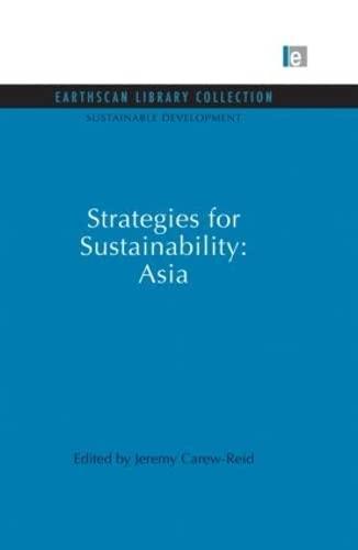 9780415853538: Strategies for Sustainability: Asia (Sustainable Development Set)