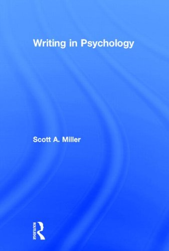 9780415854511: Writing in Psychology