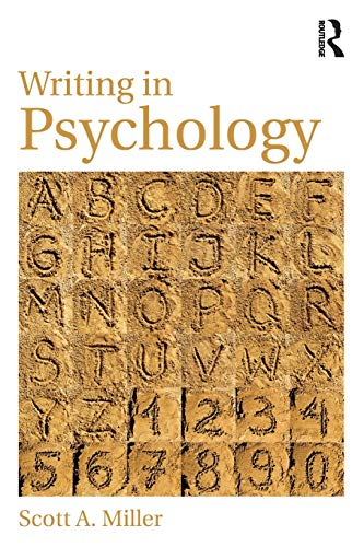 9780415854528: Writing in Psychology